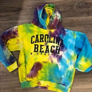 Carolina beach hoodie